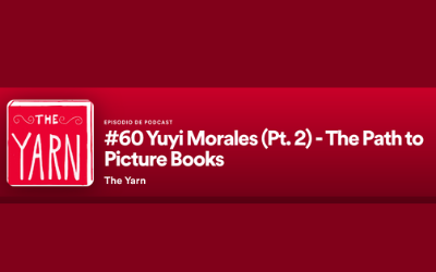 """""""The Path to Picture Books"""" – Appearance on """"The Yarn"""" podcast"""